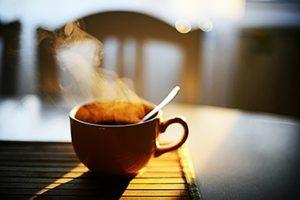 Kohvi joomise nauding