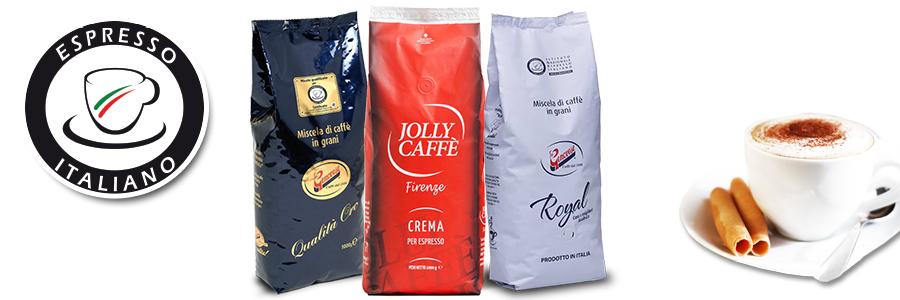 Kohvioad, espressooad