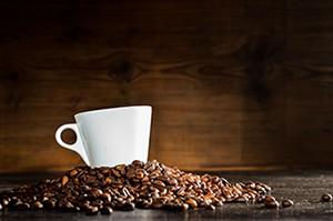Kohvioad ja tass