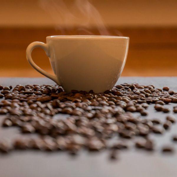 Kohvitass ja kohvioad