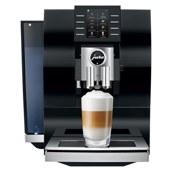 JURA Z6 Espressomasina otsevaade