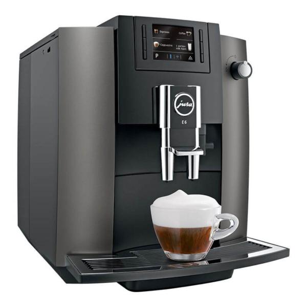 JURA E6 kohvimasin