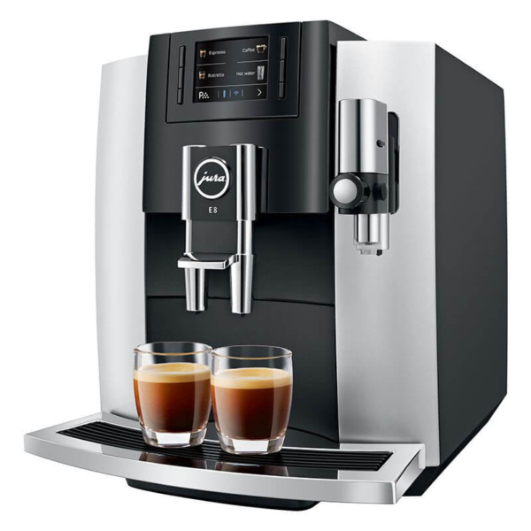 JURA E8 Platinum Jura kohvimasin