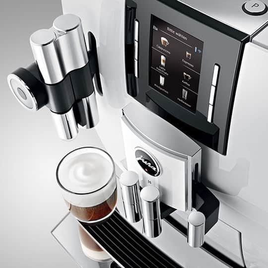 JURA IMPRESSA J6 espressomasin