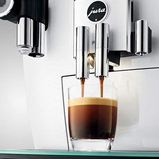 JURA IMPRESSA J6 espresso