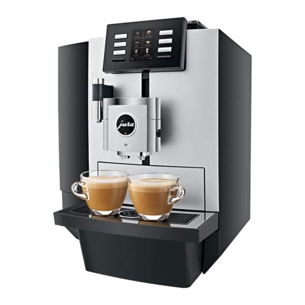 JURA X8 kohvimasin, espressomasin