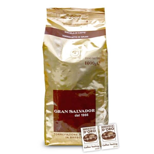 Kohviuba Gran Salvador Oro Oro