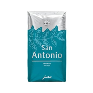 Kohviuba JURA San Antonio Honduras