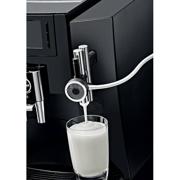 Professionaalne piimavahustaja Fine Foam kohvimasinal