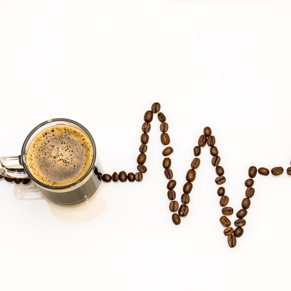 Kohvioad ja kohvitass