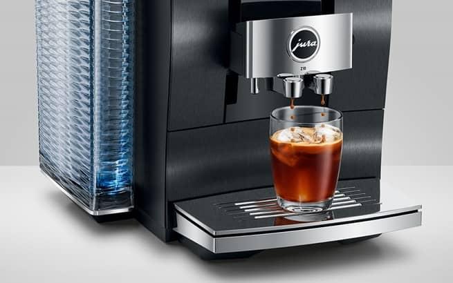 JURA Z10 Kohvi külmpruulimine